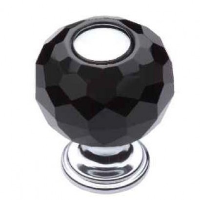 Мебельная ручка 0737-1 BLACK