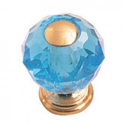Мебельная ручка 0737-1 BLUE