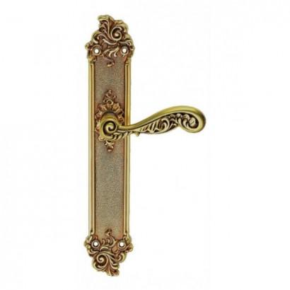 Ручки для дверей на планке Linea Cali Rococo