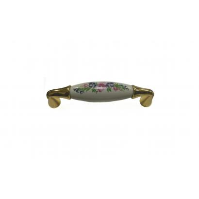 Мебельная ручка 2527-108 96мм