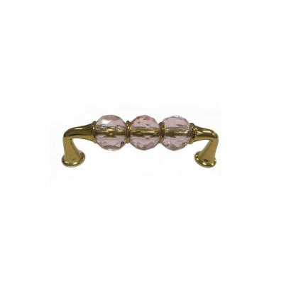Мебельная ручка 2537-3 ROSE 96мм