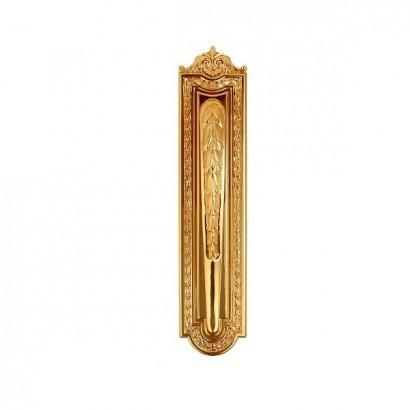Дверная Ручка-скоба на пластине 071525