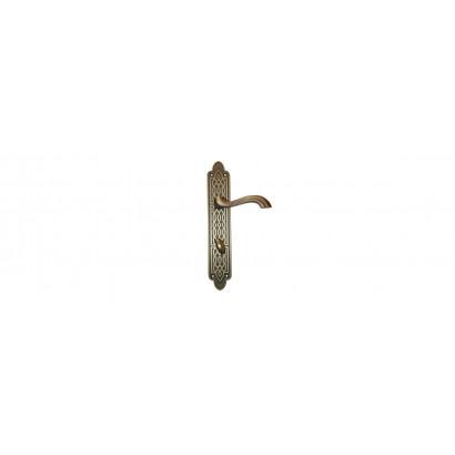 Дверная ручка IBIS WC на планке