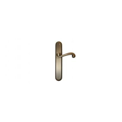 Дверная ручка RICCIO м/к на планке