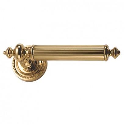 Дверная ручка ANTIK на розетке