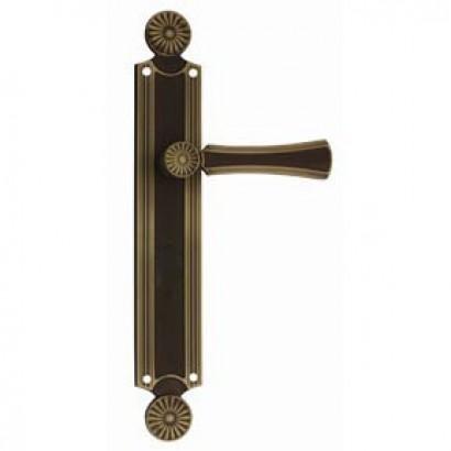 Дверная ручка DAISY М/К на планке