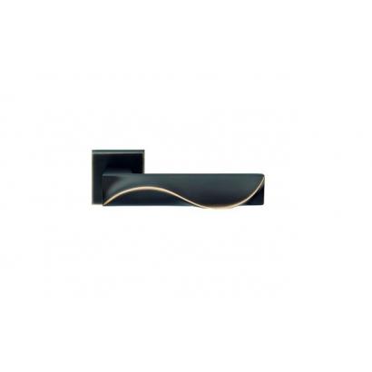 Дверная ручка DUNA на розетке