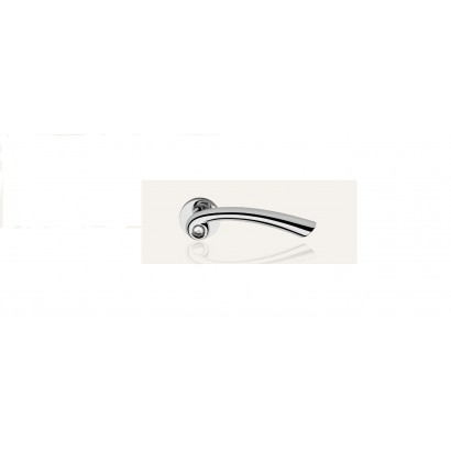 Дверная ручка NAU SW на розетке