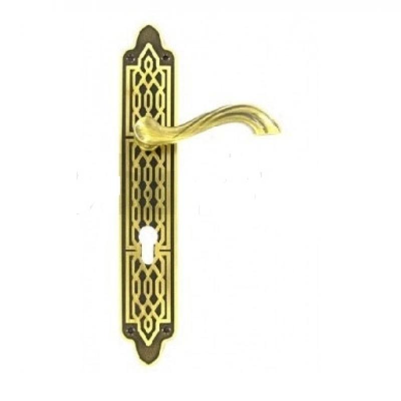 Дверная ручка IBIS CYL на планке