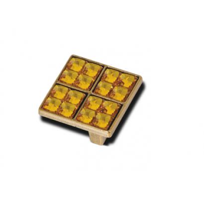 """Мебельная ручка """"Mosaico"""" 29.820-SW"""