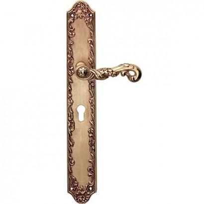 Дверная ручка POESIA CYL на планке