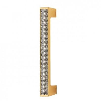 Дверная ручка-скоба ZEN MESH SW 180 mm