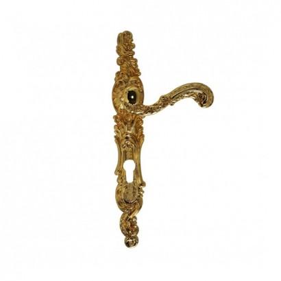 Дверная ручка SAMARRA CYL на планке