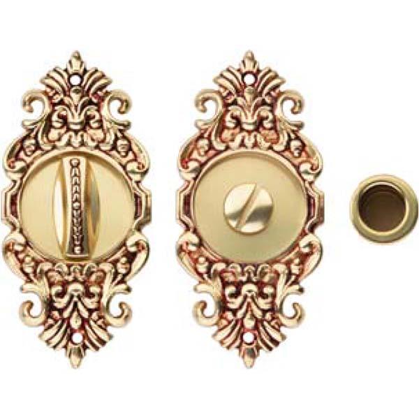 Декоративная ручка для раздвижных межкомнатных дверей LINEA CALI золото